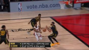 NBA Finals, 13 assist per Jimmy Butler in gara-2