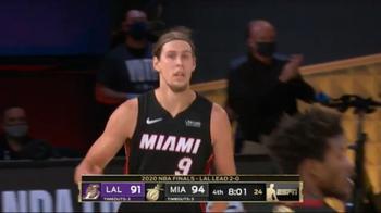 NBA, 19 punti per Olynyk in gara-3 vs. Lakers