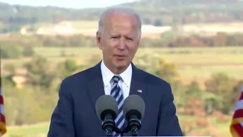 USA, Joe Biden cita Doc Rivers in un suo discorso