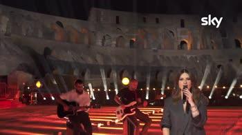"""I love Beirut, Laura Pausini canta """"Tra te e il mare"""""""