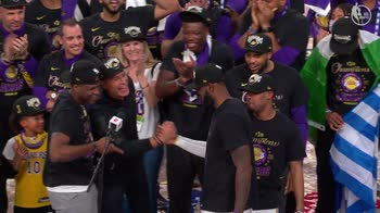 NBA LeBron James nominato MVP delle Finals_4214490