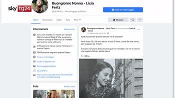 Licia, la nonna influencer: la bellezza non ha età