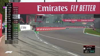 f1 canale 207 ore 1406 vettel pitstop lungo