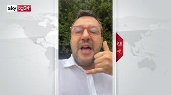 Salvini: telefonata di Conte è presa in giro