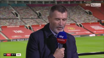 Keane: A long way back for United