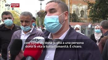 Attentato a Nizza, la messa per le vittime