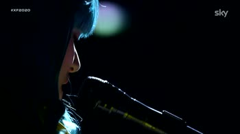 X Factor, 2° live Casadilego canta Billie Eilish