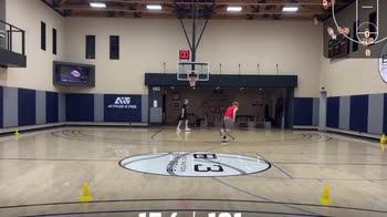 Draft NBA: il lavoro in palestra di Nico Mannion