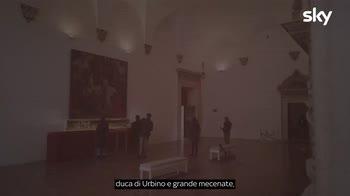 Musei: l'architettura del Palazzo Ducale di Urbino