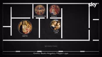 Musei: le sale e gli artisti nelle Gallerie degli Uffizi