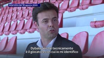 Tiago Pinto e l'elogio di Dybala e Ibra