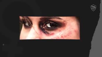 """""""Amami e basta"""": la Roma contro violenza su donne"""