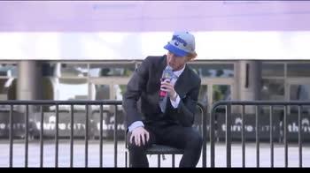 Nico Mannion, le parole in italiano in conferenza stampa