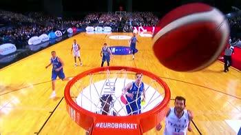 Eurobasket, l'Italia su Sky contro Macedonia e Russia