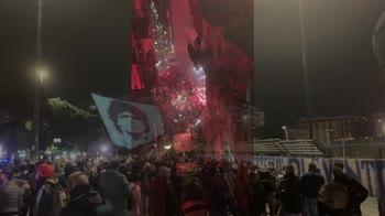 Napoli, la città saluta Maradona