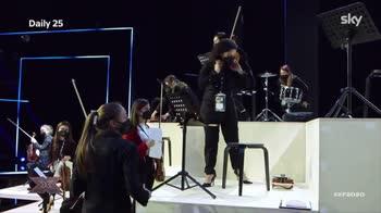 daily25 orchestra femminile quinto live