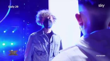 Daily29: le prove di Mydrama per la Semifinale di X Factor