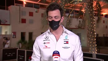 f1 canale 207 ore 19.22 intv toto wolff