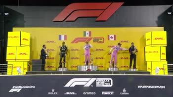 f1 canale 207 podio ore 19.57