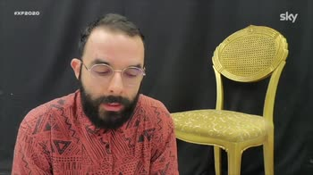 vlog naip prima della finale x factor 2020