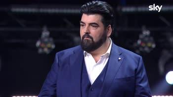 I giudici di MasterChef alla finale di X Factor