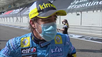f1 alonso intv ore 13.04 canale 207