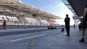 Renault, Alonso in pista nei test di Abu Dhabi