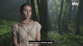 Romulus - Intervista a Marianna Fontana: Ilia