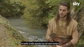 Romulus - Intervista ad Andrea Arcangeli: Yemos