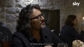 Alessandro Borghese 4 Ristoranti: la Taverna del Castello