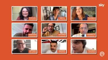 tutti i vincitori di Masterchef Italia in videocall
