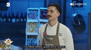 Cuochi d'Italia - Marche: i campioni di Davide