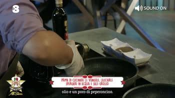 Cuochi d'Italia - Sardegna vs Molise: gara di andata