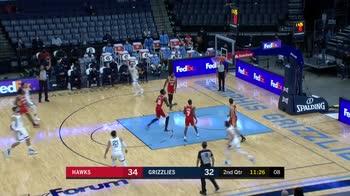 NBA Preseason: Memphis-Atlanta 128-106