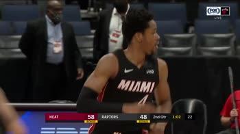 Preseason NBA: Toronto-Miami 105-117
