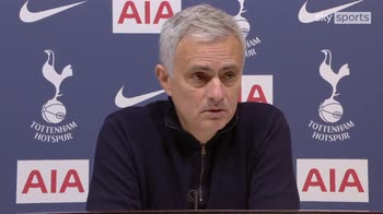 Jose: I've been sent video of Stoke dressing room