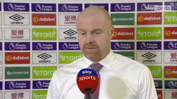 Dyche: A deserved result tonight