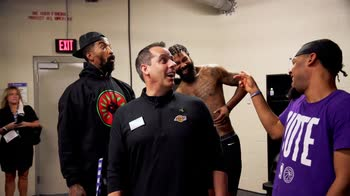NBA, i Lakers campioni 2019-20