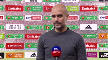 Guardiola: Facing Arteta is 'strange'