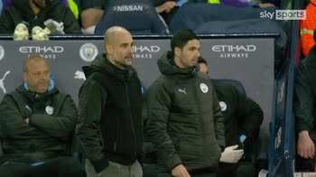 Pep: Arteta can defend himself