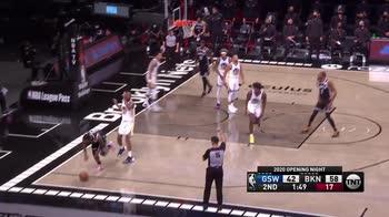 NBA, la top-5 della notte (23 dicembre)