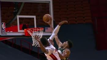 NBA Highlights: Miami-Milwaukee 119-108