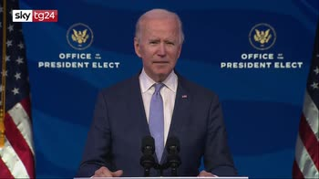"Biden: ""Trump vada in tv a chiedere fine assedio"""