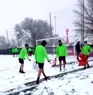 toledo-liga-allenamento-neve