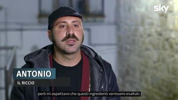 Alessandro Borghese 4 Ristoranti: Taverna Oraziana