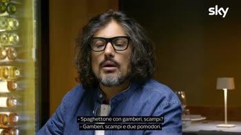 Alessandro Borghese 4 Ristoranti: Tabula Rasa