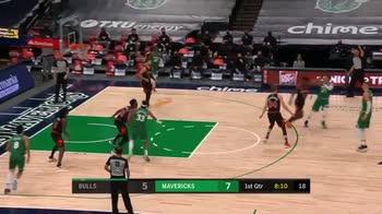 NBA Sundays, il super inizio di partita di Doncic