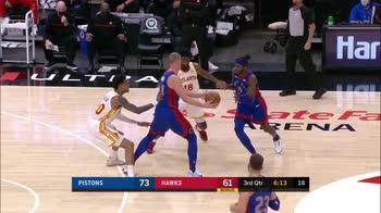NBA, 32 punti di Jerami Grant contro Atlanta