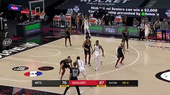 NBA, 38 punti di Kevin Durant contro Cleveland