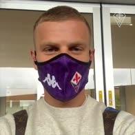 "Fiorentina, ecco Kokorin: ""Forza Viola"""